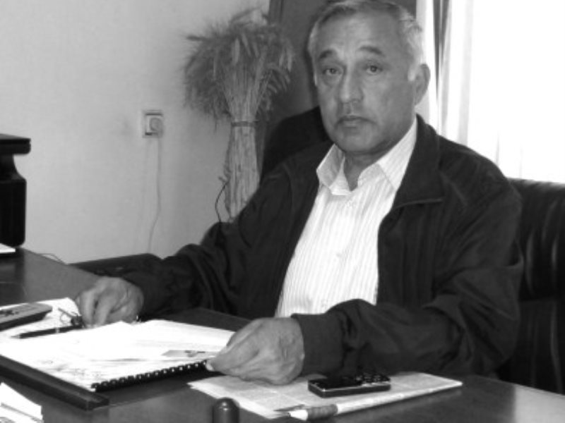 Заместитель начальника УАПК Дербентского района