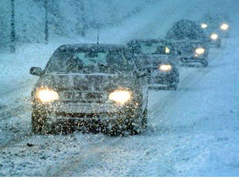 Красногорские ученики вынуждены добираться  до школы на попутных машинах