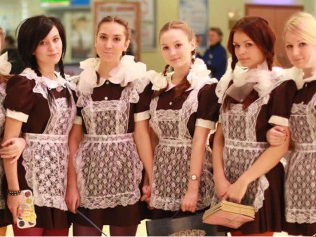 Школьная форма для девочек на последний звонок. Цена 2 000 руб./комплект К